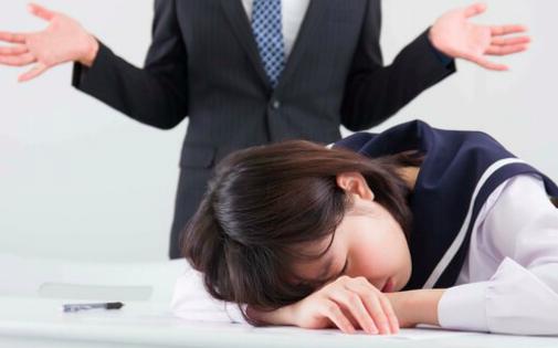 授業中、頭痛で辛い